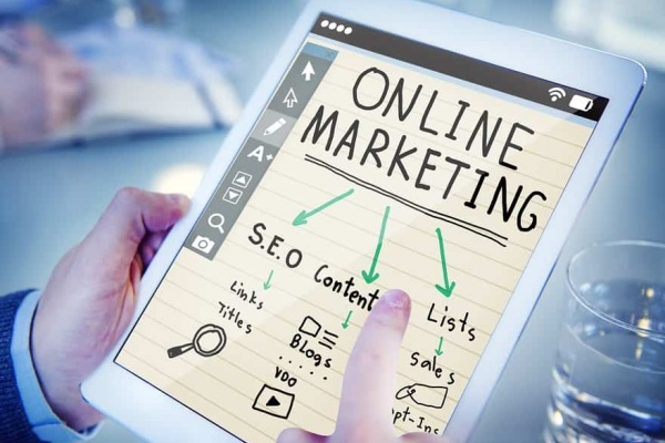 wat is online marketing